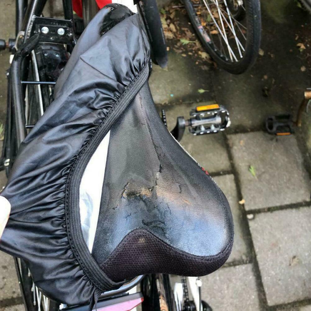 Bicycle Seat Cover Waterproof Saddle Bike Rainproof Resistan