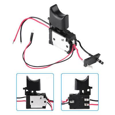 7.2V-24V Interruptor Gatillo Control Velocidad Ajustable para Taladro Eléctrico