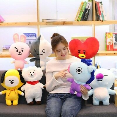 US Plush Toy TATA SHOOKY KOYA CHIMMY COOKY MANG Pillow Doll Cushion Lot