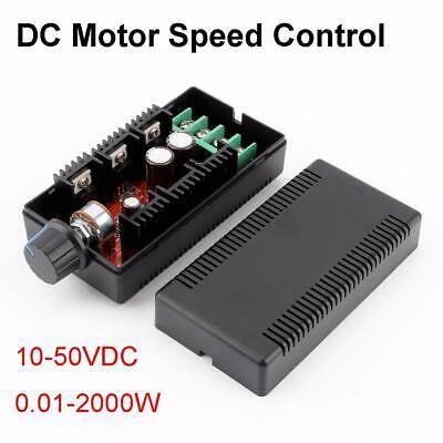 10-50v 40a 2000w Dc Motor Speed Control Pwm Hho Rc Controller 12v 24v 48v