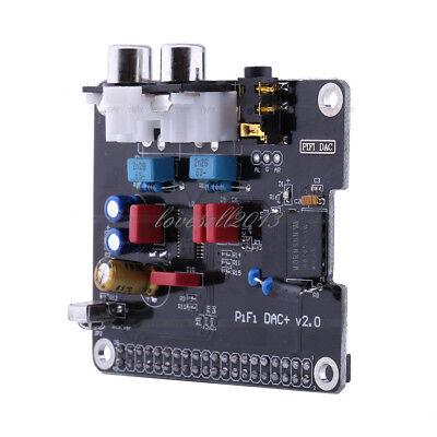 New Pcm5122 Dac Hifi Dac Audio Sound Card Module I2s Interface For Raspberry Pi