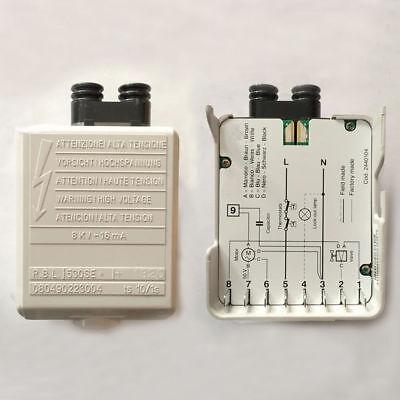 New Control Box 530se Compatible For Riello 41g Oil Burner Controller Us Stock