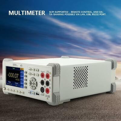 Owon Xdm3041 4 12 Digit Desktop Multimeter Dual-display Usb Rs232 Lan