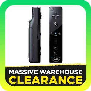 Nintendo Wii Remote Motion Plus - Black Tullamarine Hume Area Preview