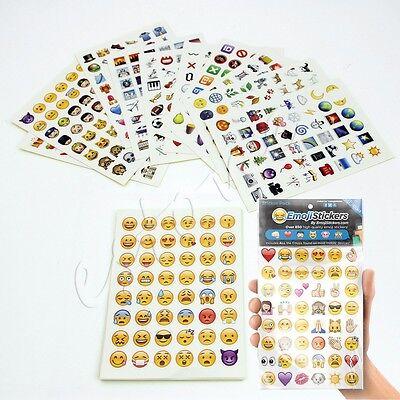 - Emoji Sticker Pack 912 Die Cut Stickers for iPhone, Instagram & Twitter Fashion