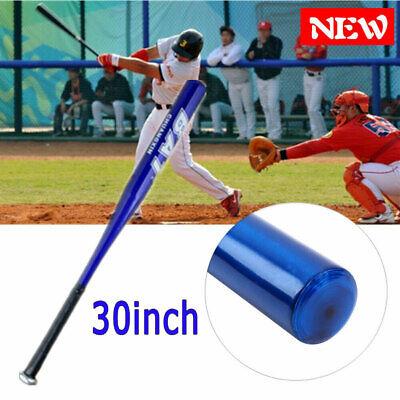 "25/"" 63.5cm Baseball Bat Aluminium Alloy Sport Stick Black"