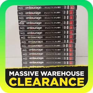 Entourage DVD TV Series $5 Tullamarine Hume Area Preview