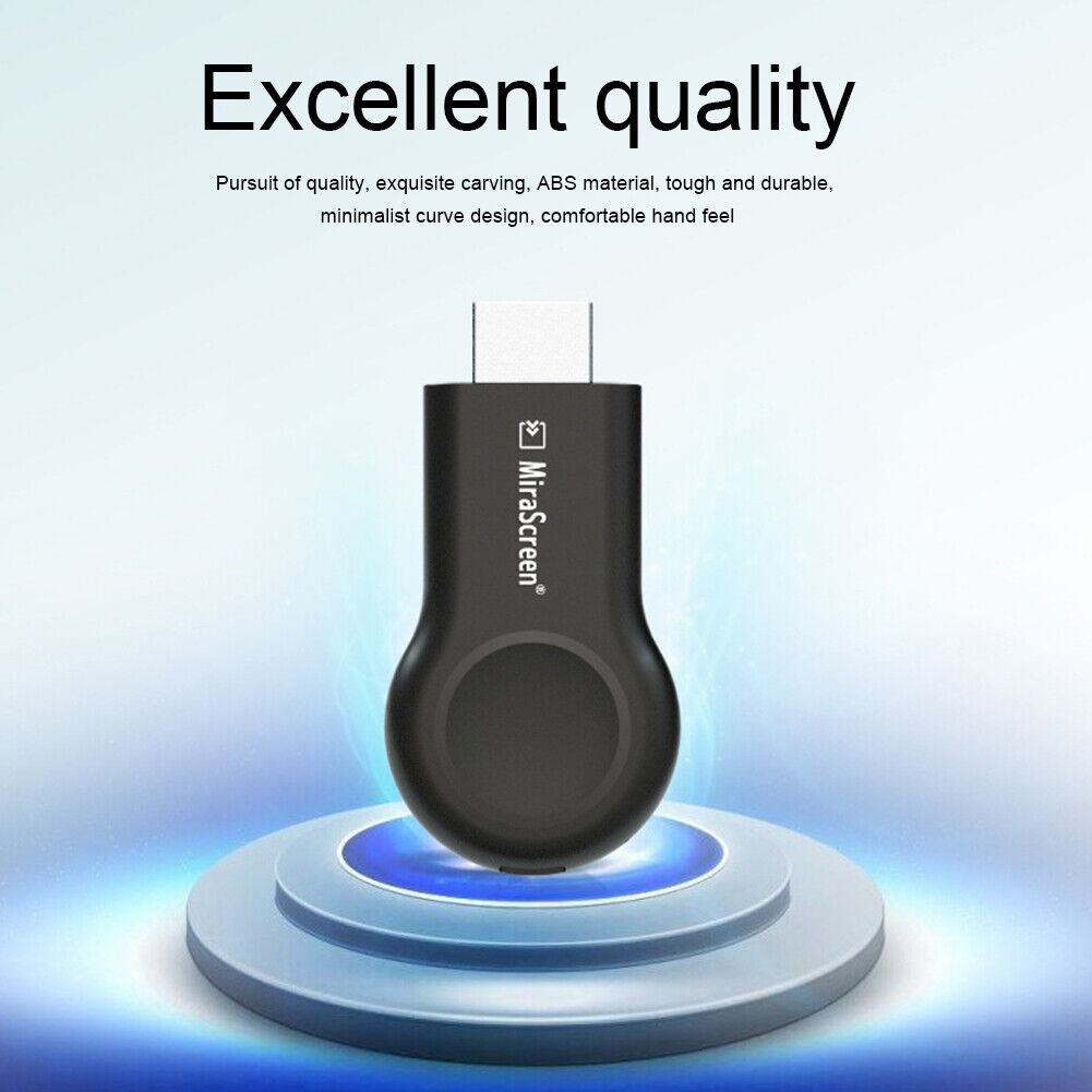 For iPhone Android HDMI 1080P Wireless WIFI Dongle Phone to