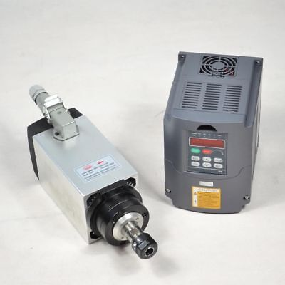 3kw Er20 Air-cooled Spindle Motorvariable Frequency Drive Vfd Inverter Cnc