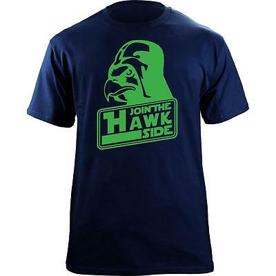 Original Seattle Join The Hawk Side Seahawks 12S Classic T Shirt