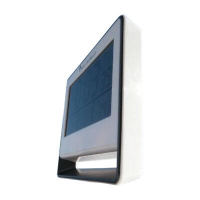 LCD digital Funkwecker Wetterstation funkuhr Funk wecker (3607) ()