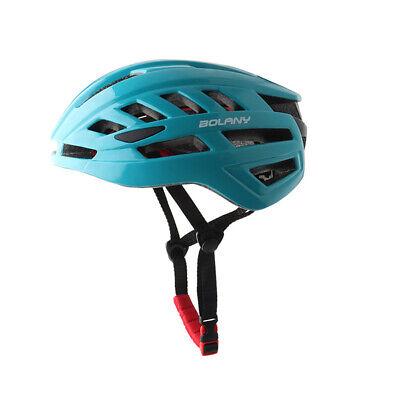 1x MTB Casco Bicicleta Equitación de Carretera Seguridad Gorra SPORTS Exterior