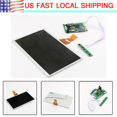 10.1 Lcd 1024600 For Raspberry Pi Hdmivgavideo Driver Boardtouch Screen