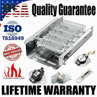 279838 3977767 3387134 3392519 3977393 Dryer Heating Element Kits For Whirlpool
