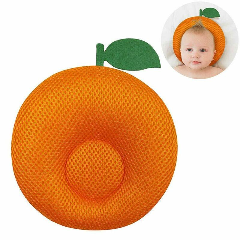 Baby Head Shaping Pillow, Baby Pillow for Flat Head Syndrome Prevention