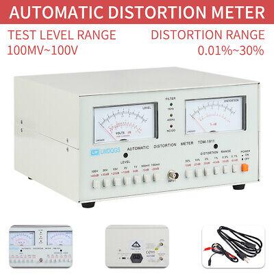 Automatic Distortion Meter 0.01 -30 Audio Distortion Teter 400hz10tdm-1911