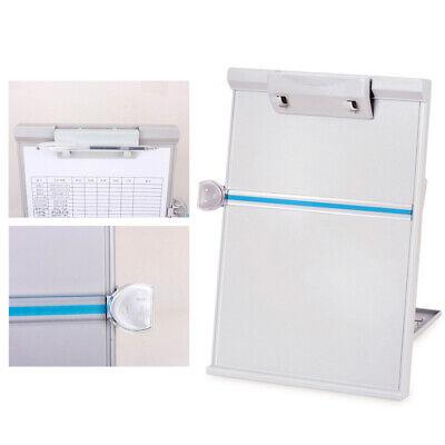 Adjustable Document Stand Holder Easel Copy Desk Paper Letter For Office Work Us