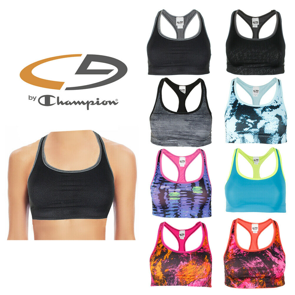 Champion Juniors Racerback Sports Bra