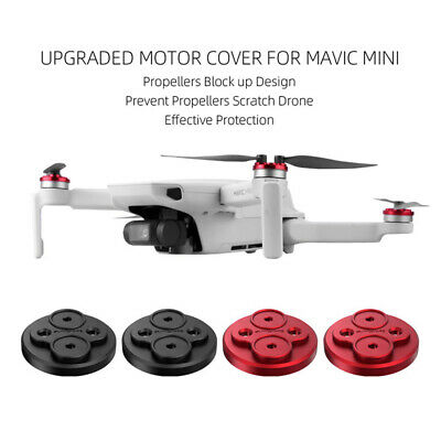 For DJI Mavic Mini Drone Accessories Propeller Scratchproof Upgraded Motor Cover