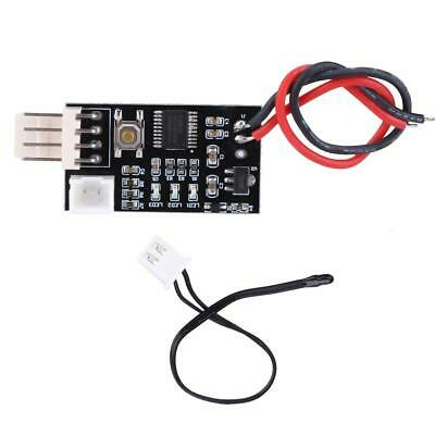 Dc 12v Pwm Pc Fan Temperature Control Thermostat Speed Controller Governor