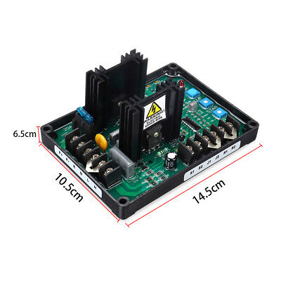 Gavr-20a Generator Parts Universal Brushless Automatic Voltage Regulator Module