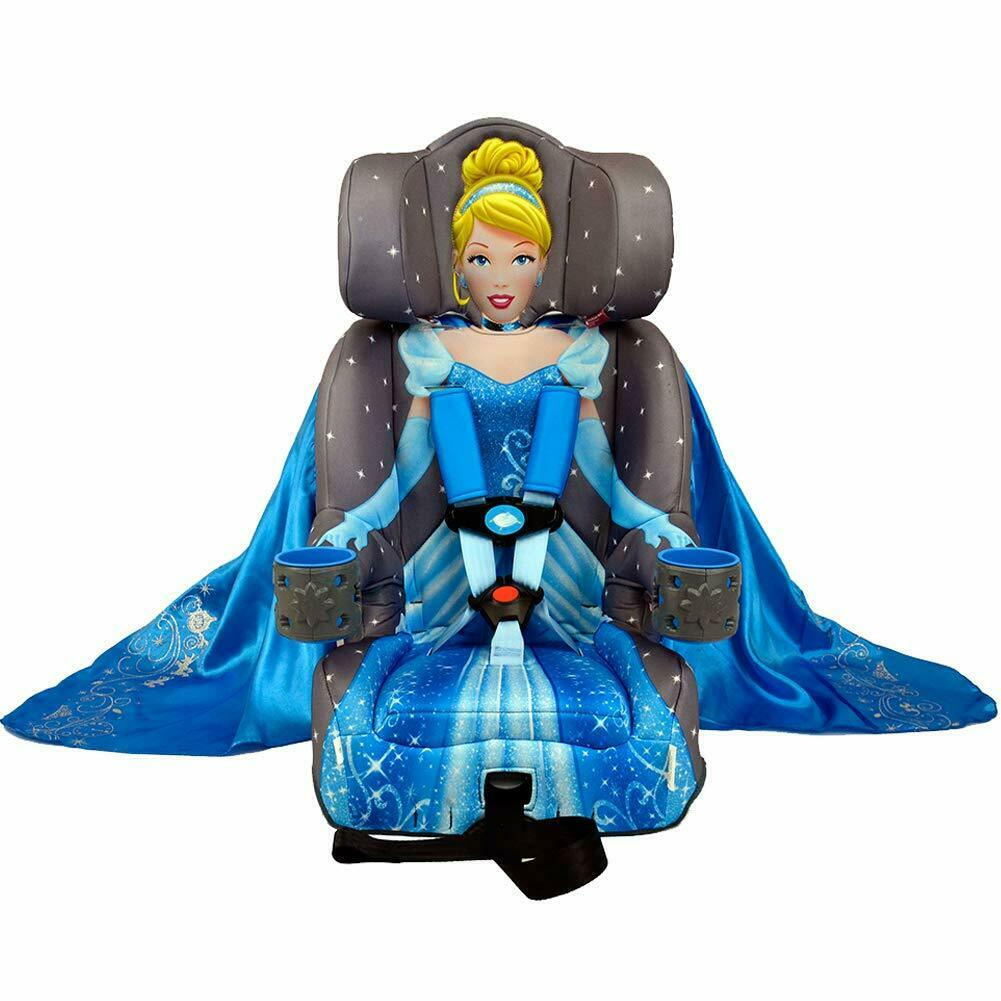 KidsEmbrace Friendship Combination Booster Car Seat - Cinder
