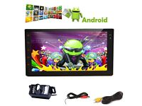 2 DIN Android Car Stereo Radio