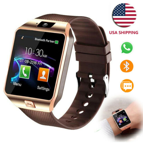 Bluetooth Smart Watch Android Watch Phone Call for Men Women