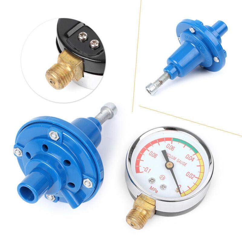 "12~29/"" Vacuum Regulator+Gauge Tee Adapter Pulsator Surge Milker Kit Cow Goat New"