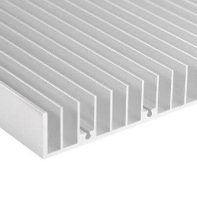 New Aluminum Heat Sink 300*140*20MM Cooling Heatsink for High Power LED Light