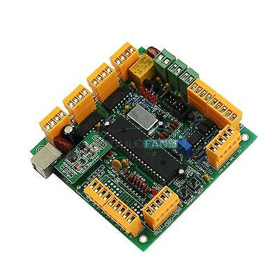 4 Axis Usb Cnc Controller Interface Board Usbcnc 2.1 Cncusb Substitute Mach3