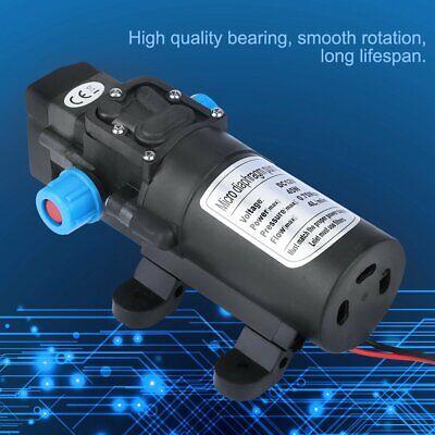 Water Pump - 12 Volt 45 Watt 4 Litersmin. Self Priming Micro Diaphragm Pump