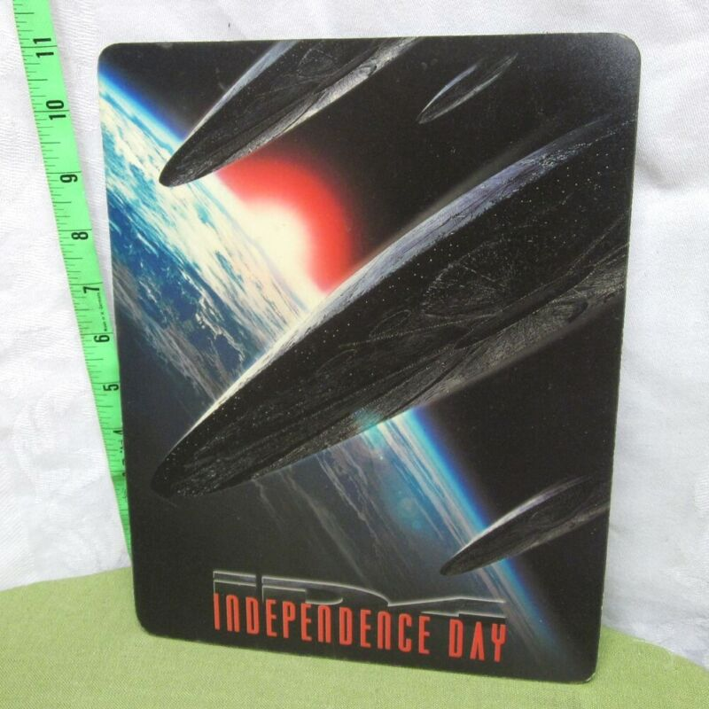INDEPENDENCE DAY alien invasion mouse-pad 1996 sci-fi Will Smith film