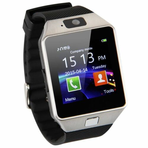 Smart Watch Digital Camera Sports Watch For Iphone Samsong HTC Android Phone-USA