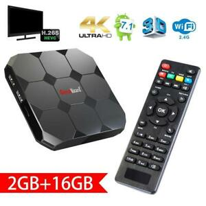 BRAND NEW ANDROID TV 7.1 A95X R2 4K 2GB/16GB $80 CALL OR TEXT 289-489-1199 AVAILABLE FOR PICK UP 2019 IPTV KODI