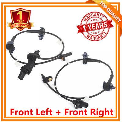 Front Right  & Left For Honda Civic ABS Sensor  Wheel Speed Sensor 2006-2012