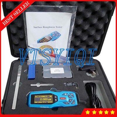 Surface Roughness Tester Surftest Profilometer Gauge 14 Parameters Measure