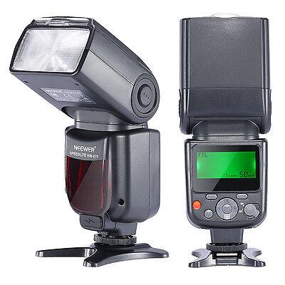 Neewer NW670 E-TTL-Blitz für Canon EOS 700D 650D 600D 1100D 550D 500D 100D 6D