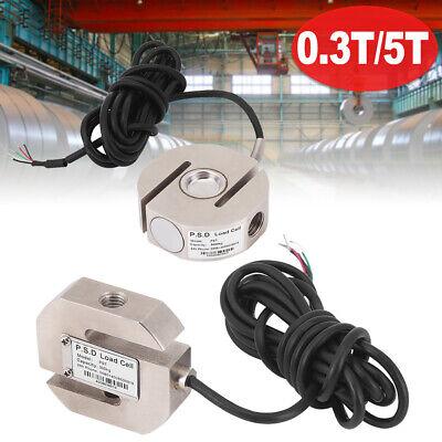 Profi Elektronische Waage Wiegesensor Wägezelle Gewicht Sensor Modul 300/5000kg (Elektronische Sensoren)