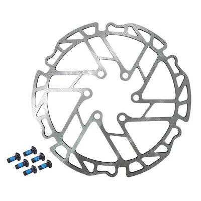 Bicylcle Rotor Freno de Disco 140mm MTB Ro6 Tornillo Bicicleta Montaña