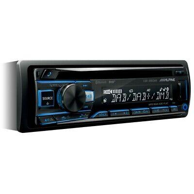 ALPINE CDE-205DAB stereo autoradio 1 din digital media ricevitore dab usb flac
