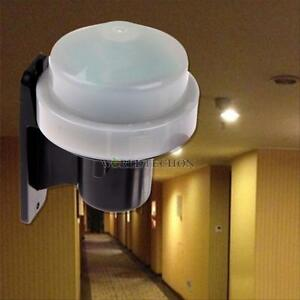 photocell outdoor timer light switch daylight dusk till dawn sensor. Black Bedroom Furniture Sets. Home Design Ideas