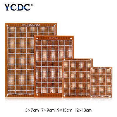 510pcs Single Side Pcb Prototype Circuit Board Breadboard For Diy Arduino 1mm