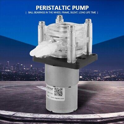 12v High Flow Peristaltic Pump Tube Vacuum For Aquarium Lab Analytical Water