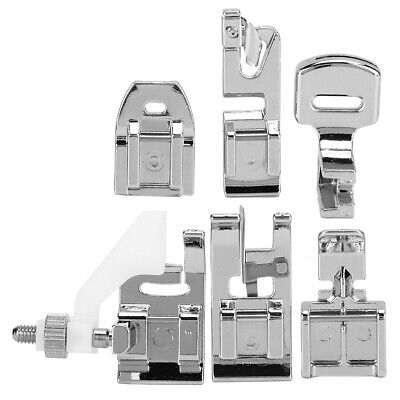 Kit de prensatelas multifuncional Suministros para máquina de coser