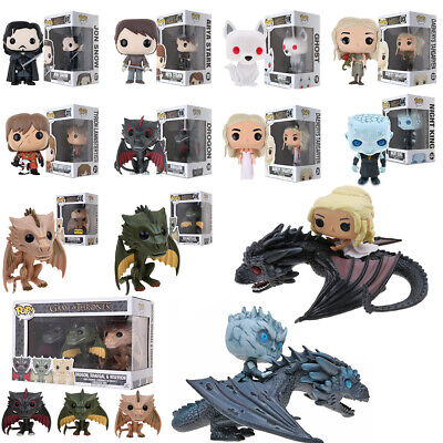 Funko Pop Game Of Thrones Vinyl Figure Collectable Kids Toys Xmas Gift In