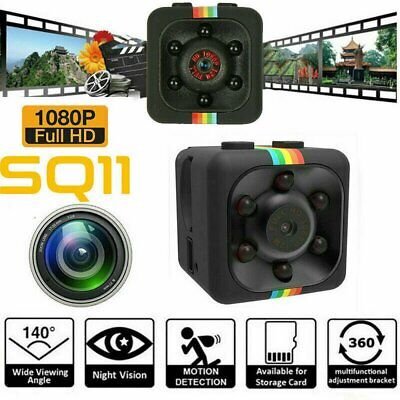 COP CAM Security Mini Camera HD1080 Motion Detection Night Vision Recorder UK