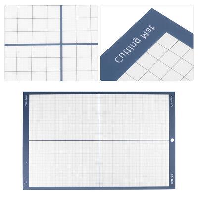 A3 18x12 Non Slip Cutting Mat Cut Pad Board For Vinyl Cutter Plotter Fine New