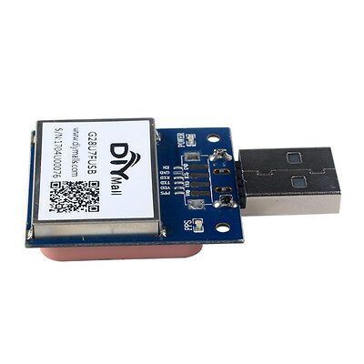 Vk-162 G-mouse Usb Gps Dongle For Window 10 7 Raspberry Pi Linux Google Earth