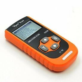 VS550 Car OBD2 OBDII EOBD Fault-Code Diagnostic Scanner